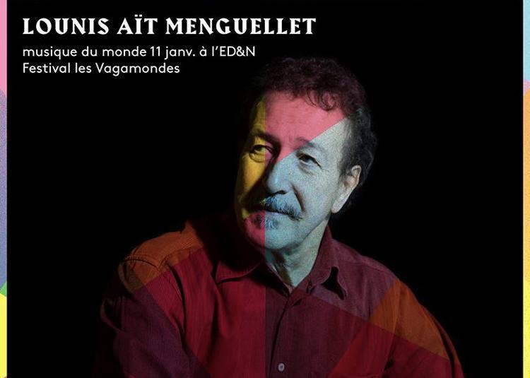 Lounis Aït Menguellet à Sausheim