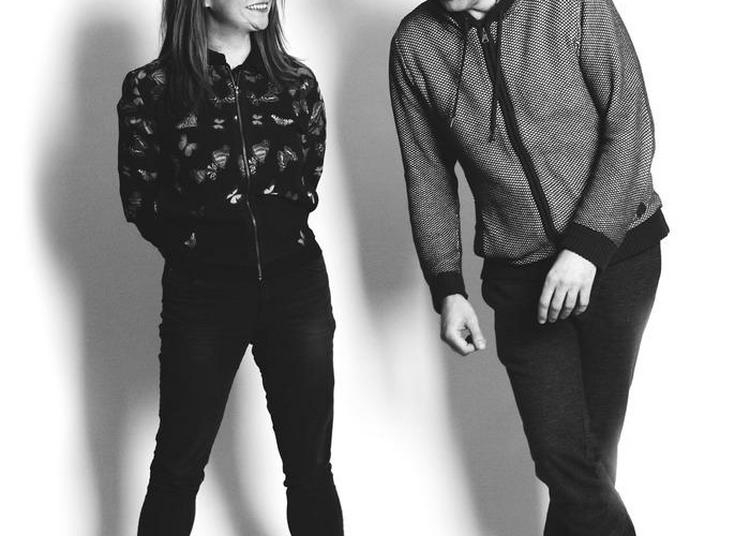 Lp Duo / Lp Électro Nouvelle Musique Pour Piano / Retro Futuriste Synth-pop à Paris 4ème