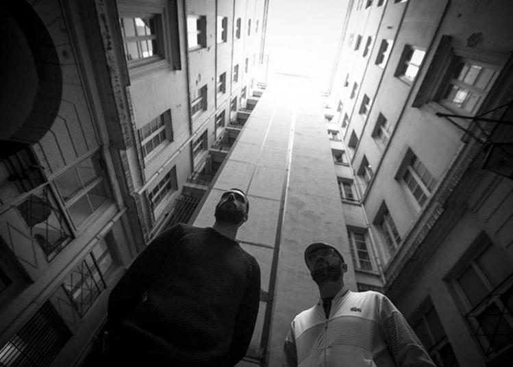 Lucio Bukowski x Oster Lapwass à Marseille
