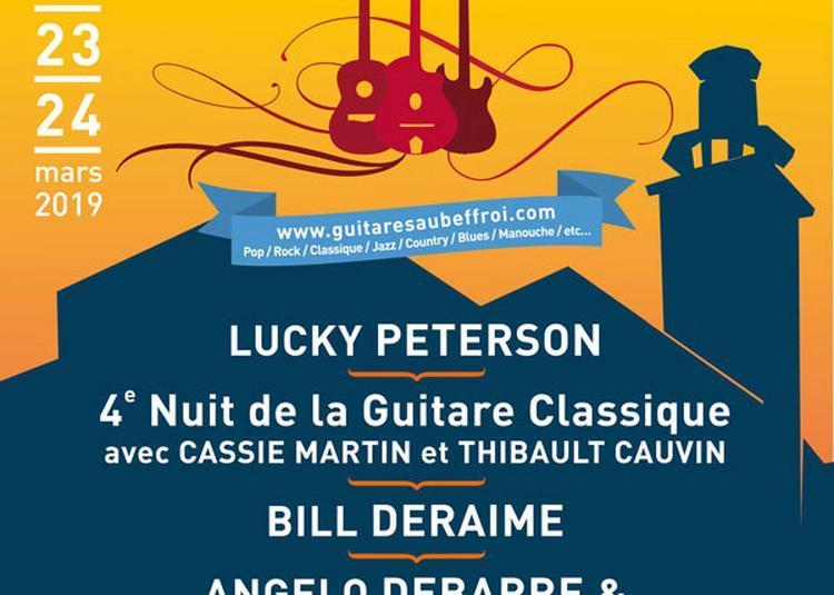 Lucky Peterson à Montrouge