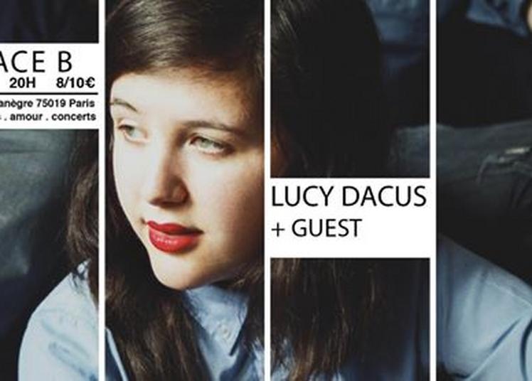 Lucy Dacus + guest à Paris 19ème