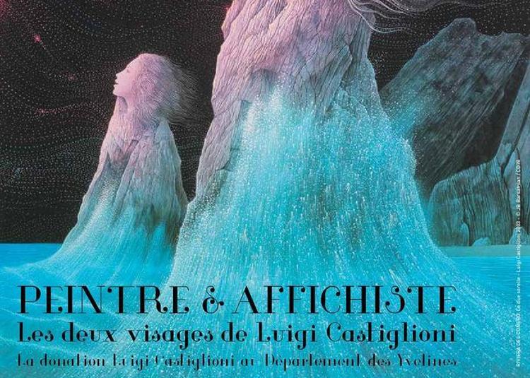 Luigi Castiglioni, Peintre Et Affichiste à Versailles