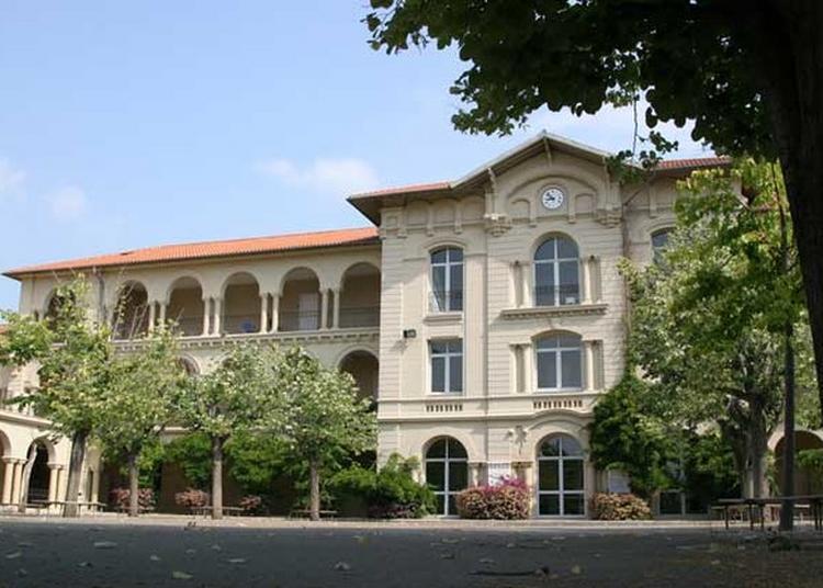 Lycée Carnot à Cannes