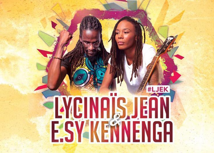 Lycinais Jean & E.sy Kennenga à Bordeaux
