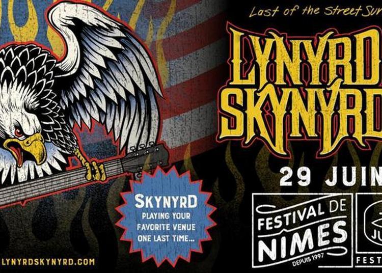 Lynyrd Skylyrd et Special Guest à Nimes