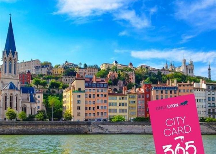 Lyon City Card 365 Jours
