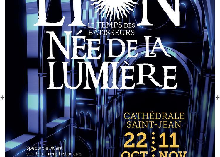 Lyon née de la lumière