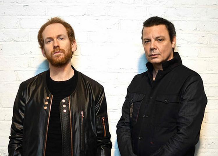 Lys & Steve Hewitt (placebo) Rock à Cormeilles