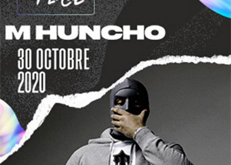 M Huncho à Paris 1er