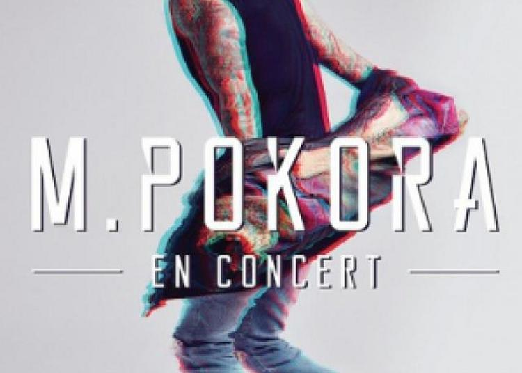 M Pokora à Nantes