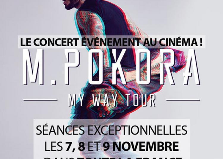 M. Pokora My Way Tour à Aulnay Sous Bois