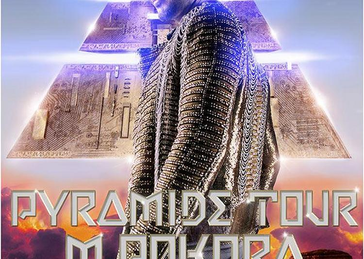 M.Pokora - Pyramide Tour à Orléans