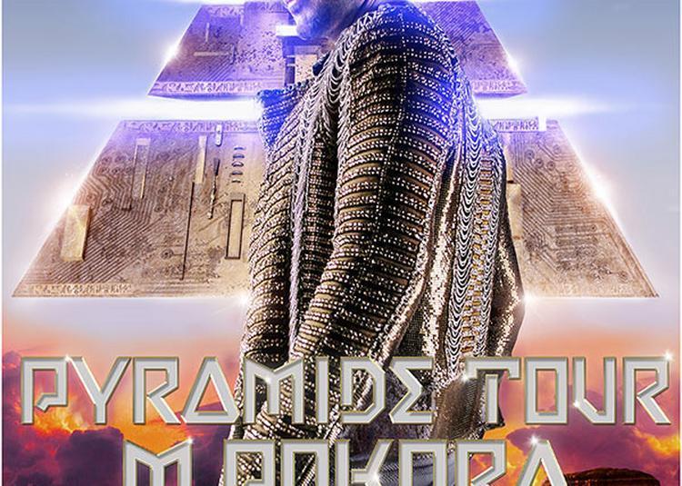 M. Pokora Pyramide Tour à Amiens