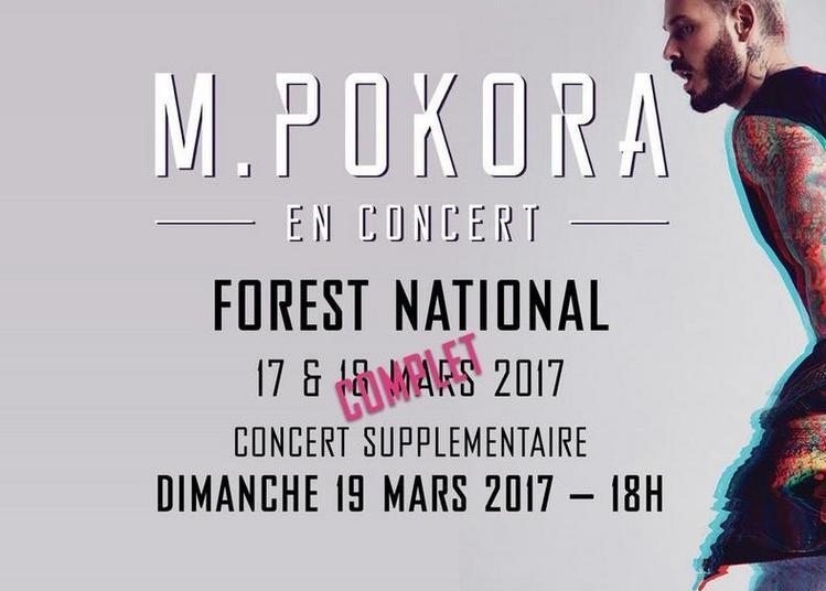 M. Pokora à Aix en Provence