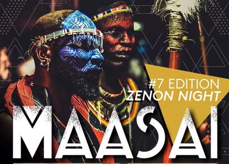 Maasai #7 | Hypogeo, Sensient, Zeamoon, Gnaman Koudji & more à Toulouse