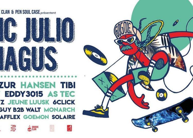 Mac Julio Magus à Angers