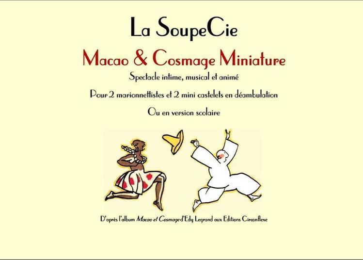 Macao Et Cosmage - Miniature à Metz