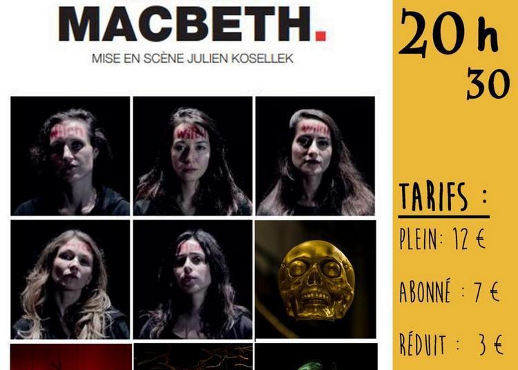 Macbeth (Théâtre) à Revin