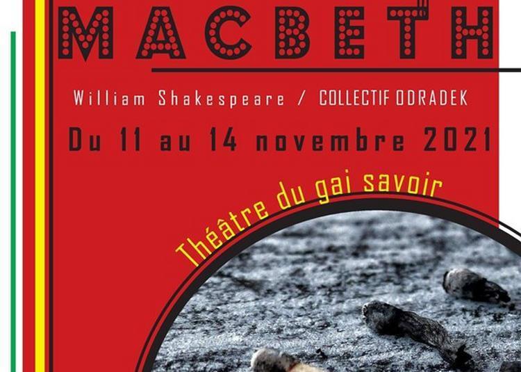 Macbeth à Lyon