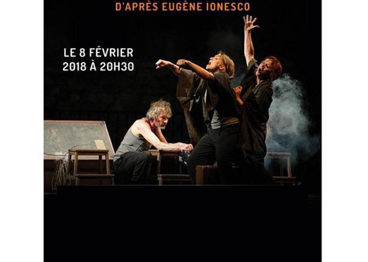 Macbett D'Apres Eugene Ionesco à Toulouse
