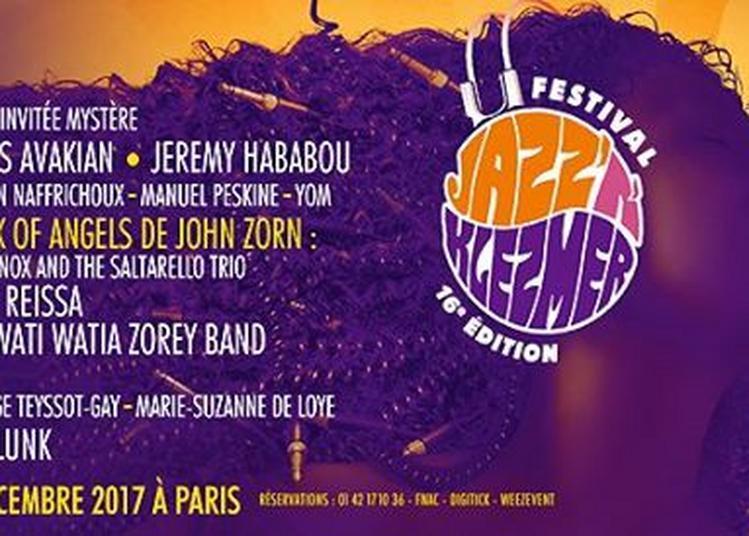 Macha Gharibian Quintet / Guy Mintus à Paris 10ème