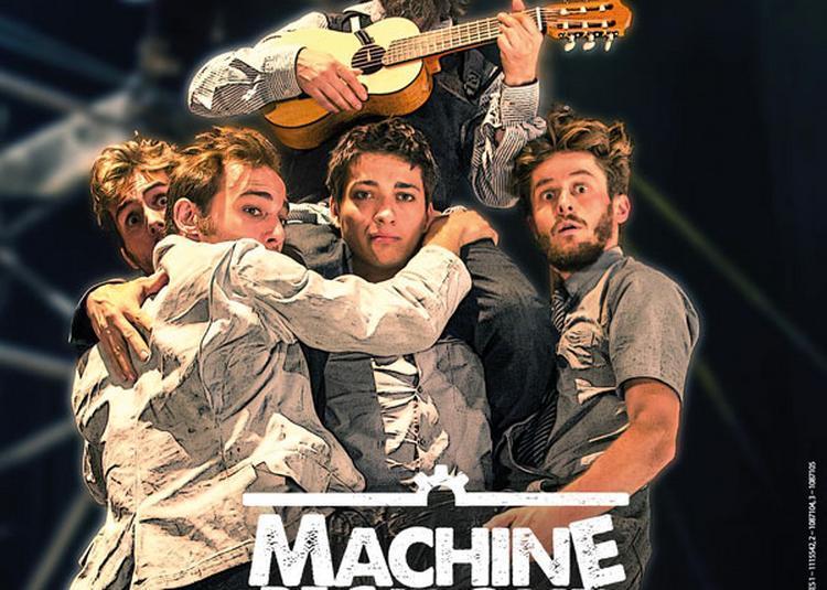 Machine De Cirque à Paris 10ème
