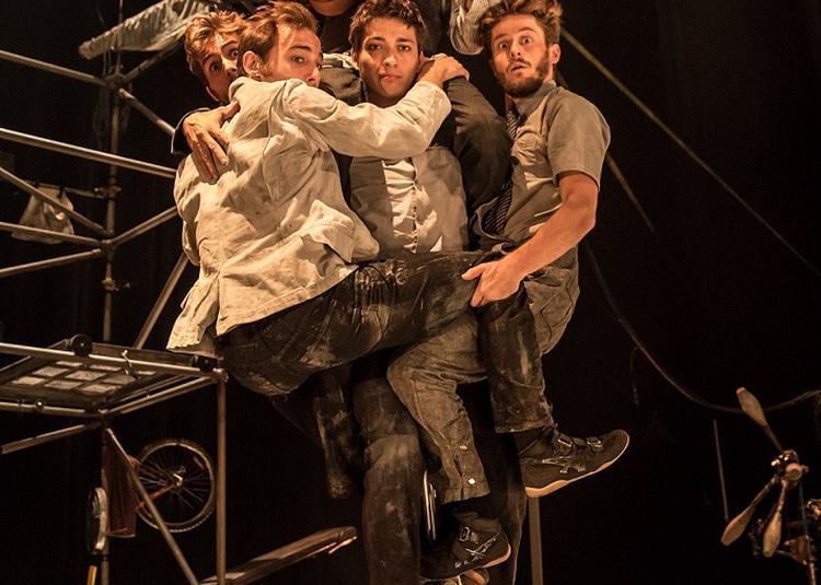 Machine De Cirque (québec) à Privas