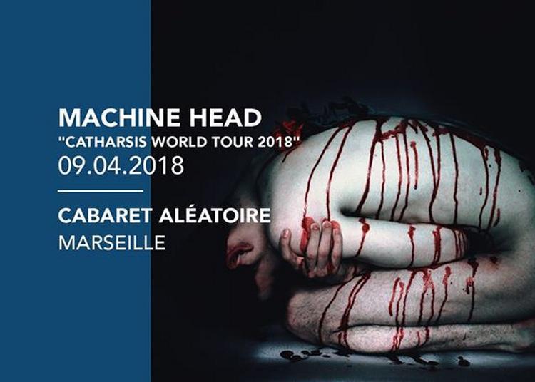 Machine Head à Marseille