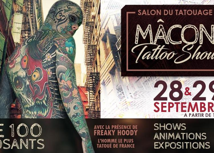 Macon Tattoo Show 2019