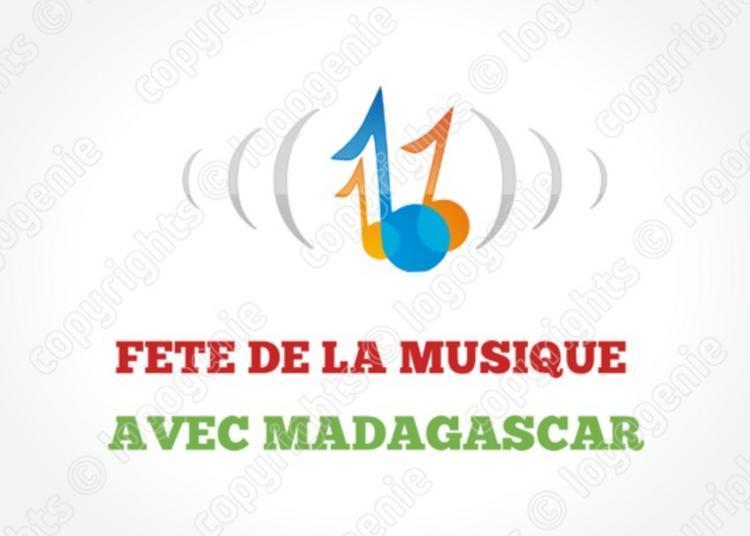 Madagascar à Paris à Paris 13ème
