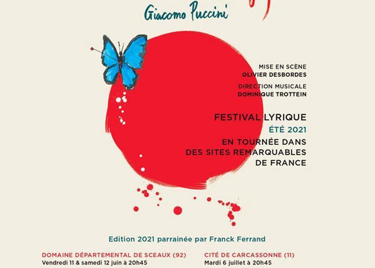 Madame Butterfly à Champs sur Marne