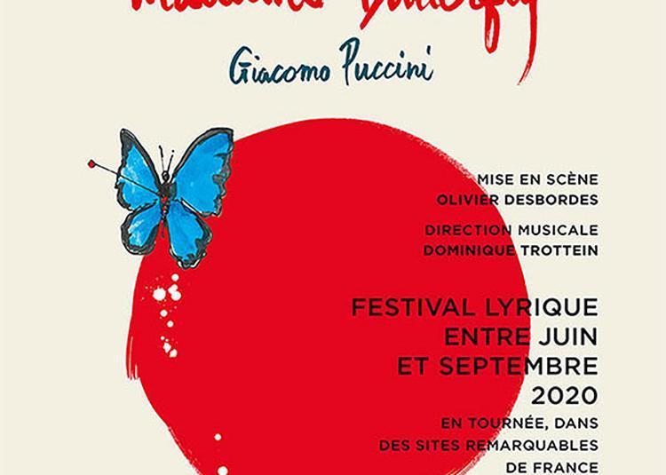 Madame Butterfly à Saint Germain en Laye
