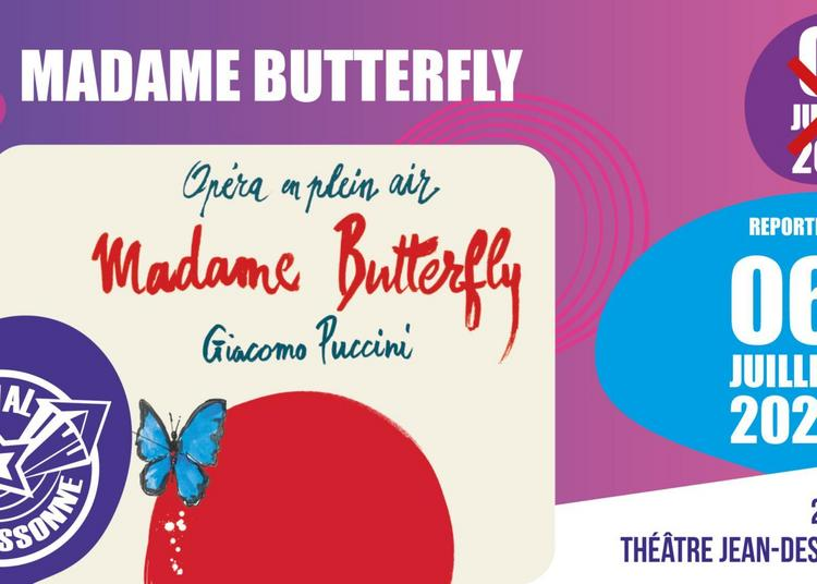 Madame Butterfly - Report à Carcassonne