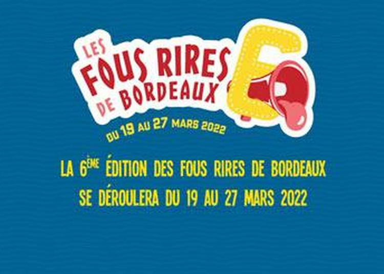 Madame Fraize à Bordeaux