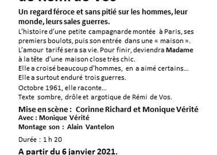 Madame à Paris 5ème