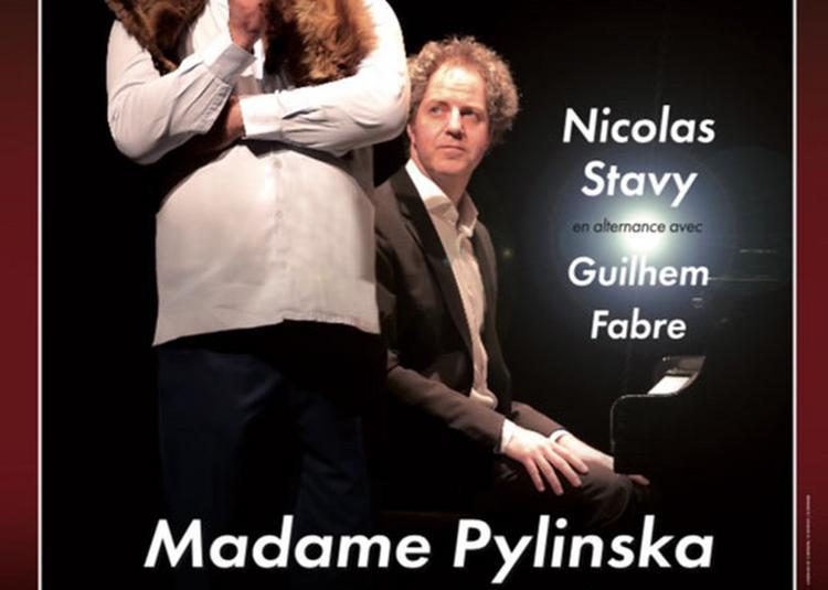 Madame Pylinska à Bordeaux