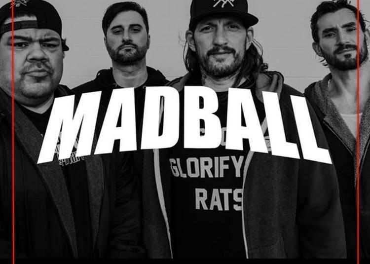 Madball - report à Biarritz