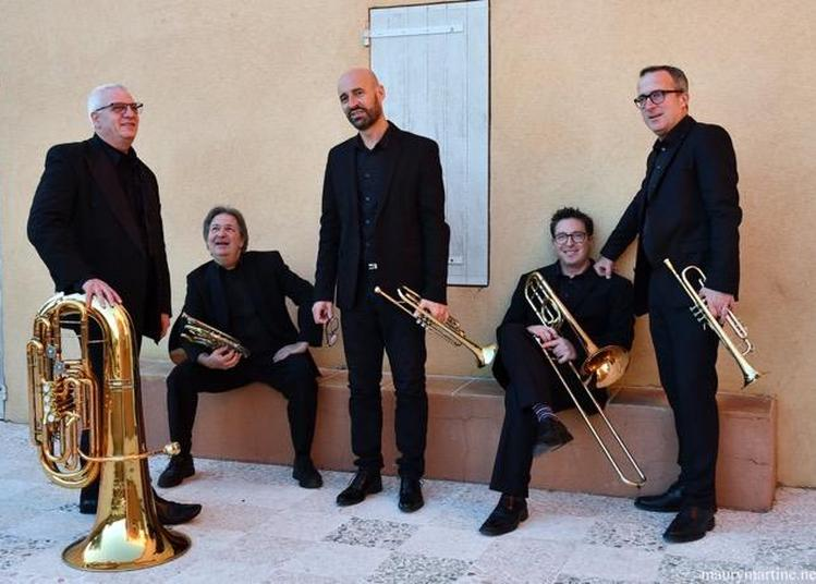 « Made in France ! » Quintette de cuivres Ad Libitum Brass 5 à Toulon