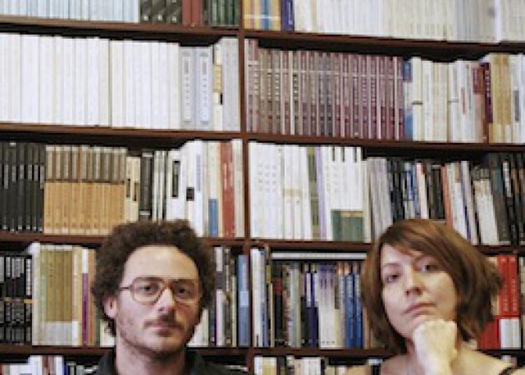Madeleine & Salomon à Lagorce