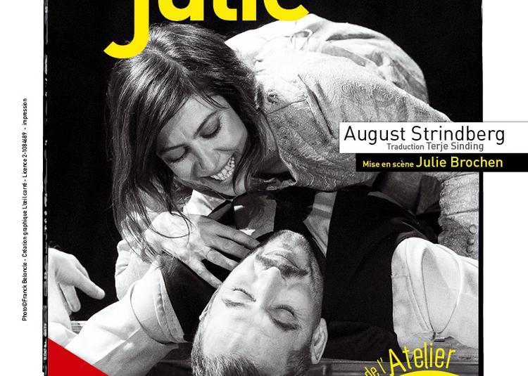 Mademoiselle Julie à Paris 18ème