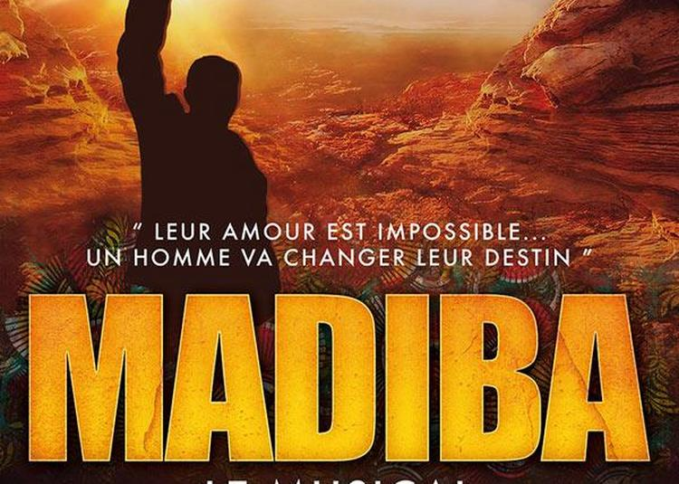 Madiba Le Musical à Nancy