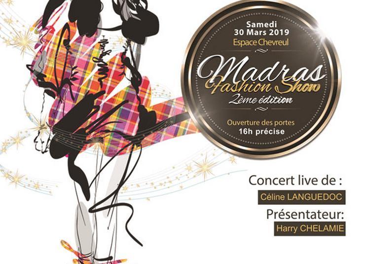 Madras Fashion Show à Nanterre
