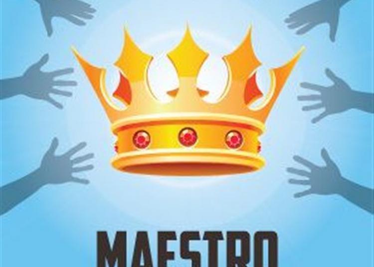 Maestro Impro à Paris 6ème