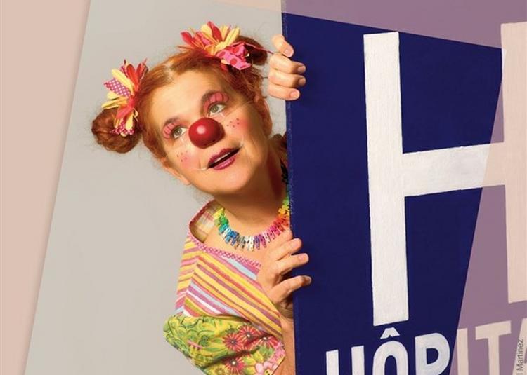 Magali GIbelin Dans Les Dessous D'Un Clown à L'Hôpital à Nice