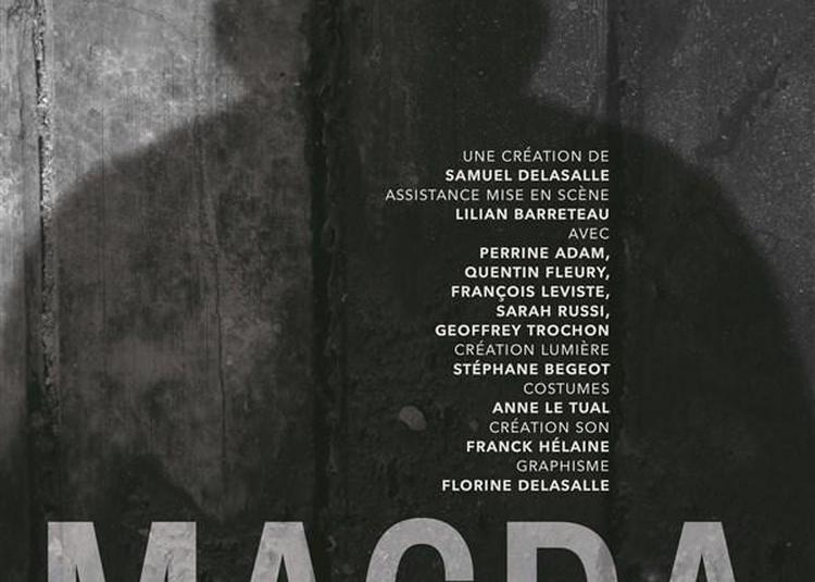Magda à Paris 17ème