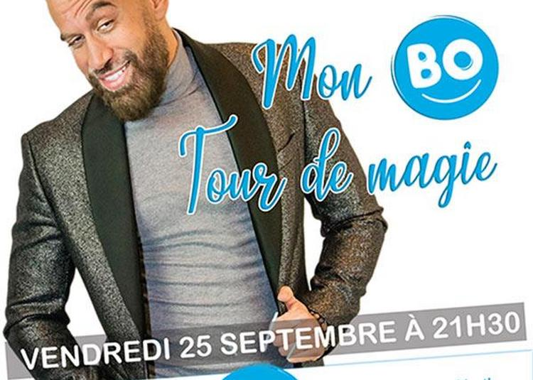 Magic Bilal à Paris 3ème