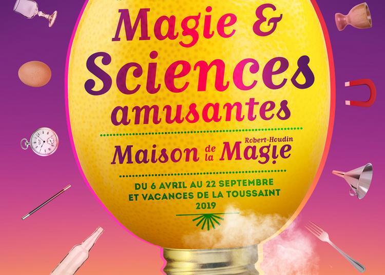 Magie & Sciences Amusantes à Blois
