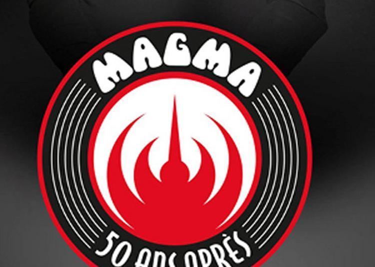 Magma à Besancon
