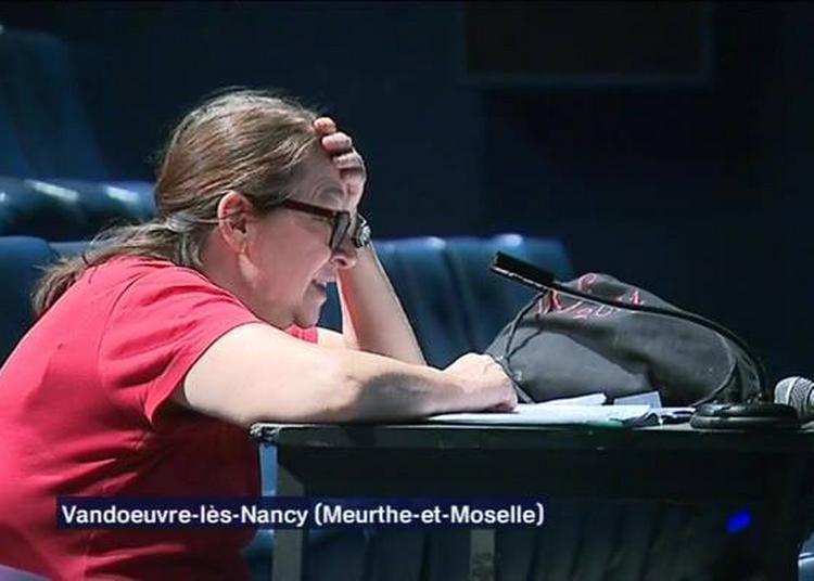 Maguy Marin / Deux Mille Dix Sept à Macon