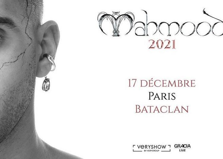 Mahmood 2020 à Paris 11ème